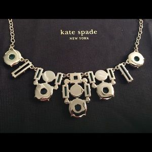 kate spade Jewelry - Kate Spade New York Mod Cluster Necklace NEW. ♠️